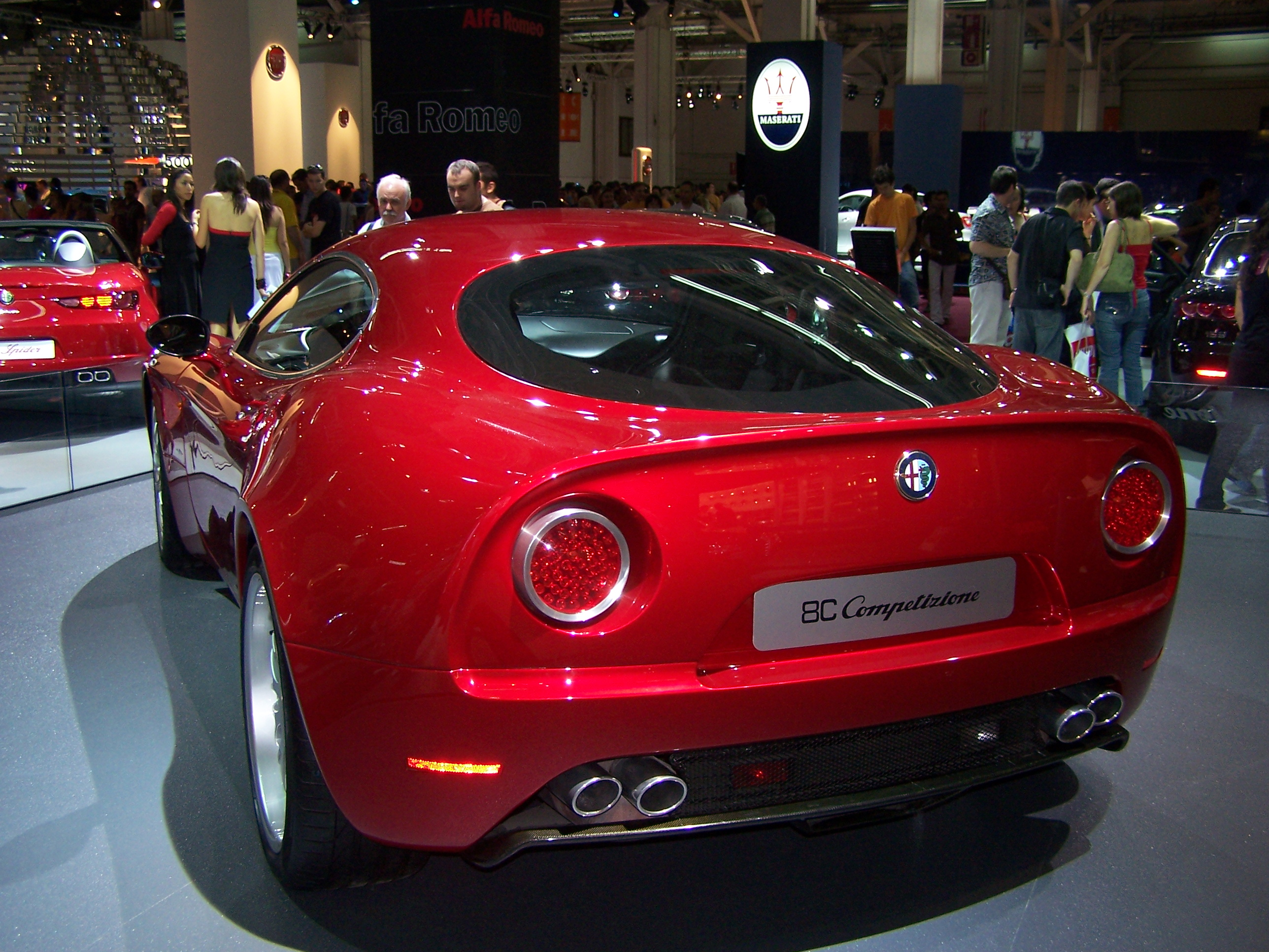 alfa romeo 8c competizione interesting news with the best alfa romeo. Cars Review. Best American Auto & Cars Review