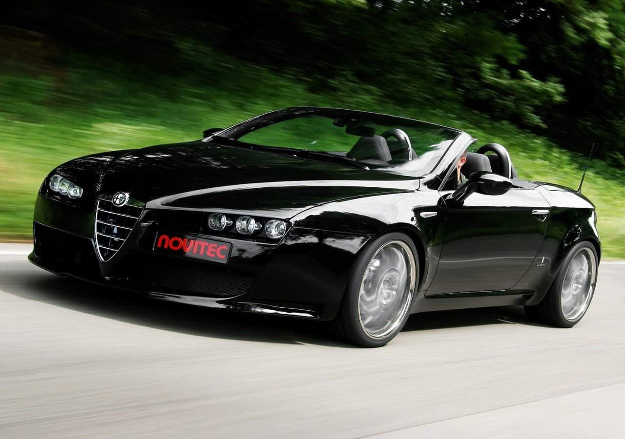 alfa romeo spider interesting news with the best alfa romeo spider pictures on. Black Bedroom Furniture Sets. Home Design Ideas