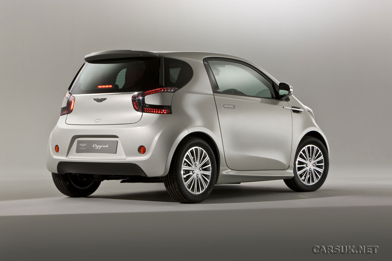 aston martin cygnet 10 high quality aston martin cygnet pictures on. Black Bedroom Furniture Sets. Home Design Ideas