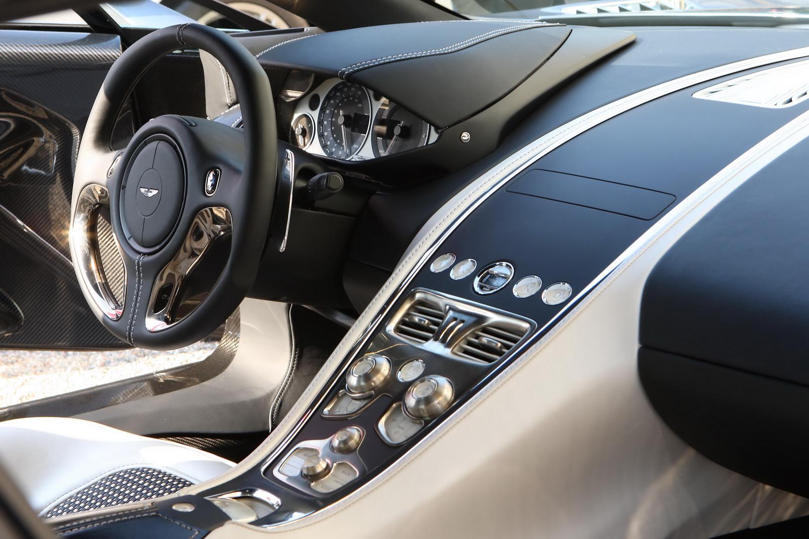Aston Martin One 77 12 High Quality Aston Martin One 77
