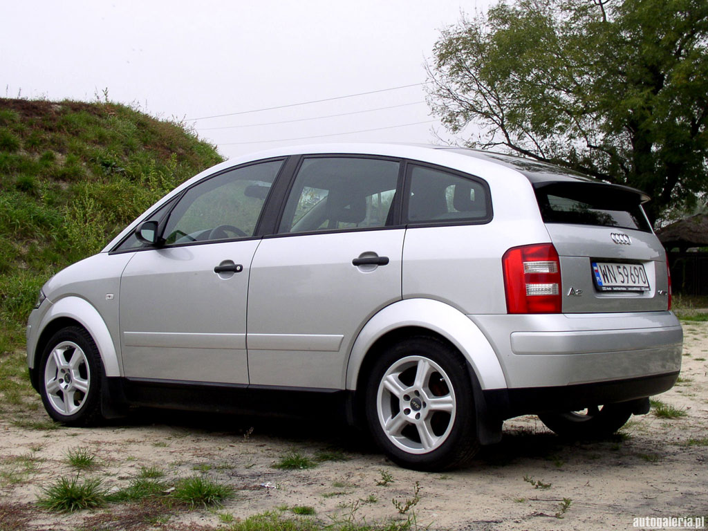 Audi A2 Interesting News With The Best Audi A2 Pictures