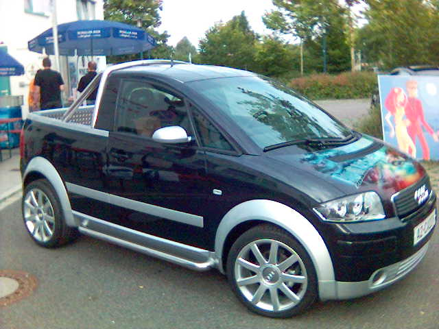 Audi A2 15 High Quality Audi A2 Pictures On Motorinfo Org