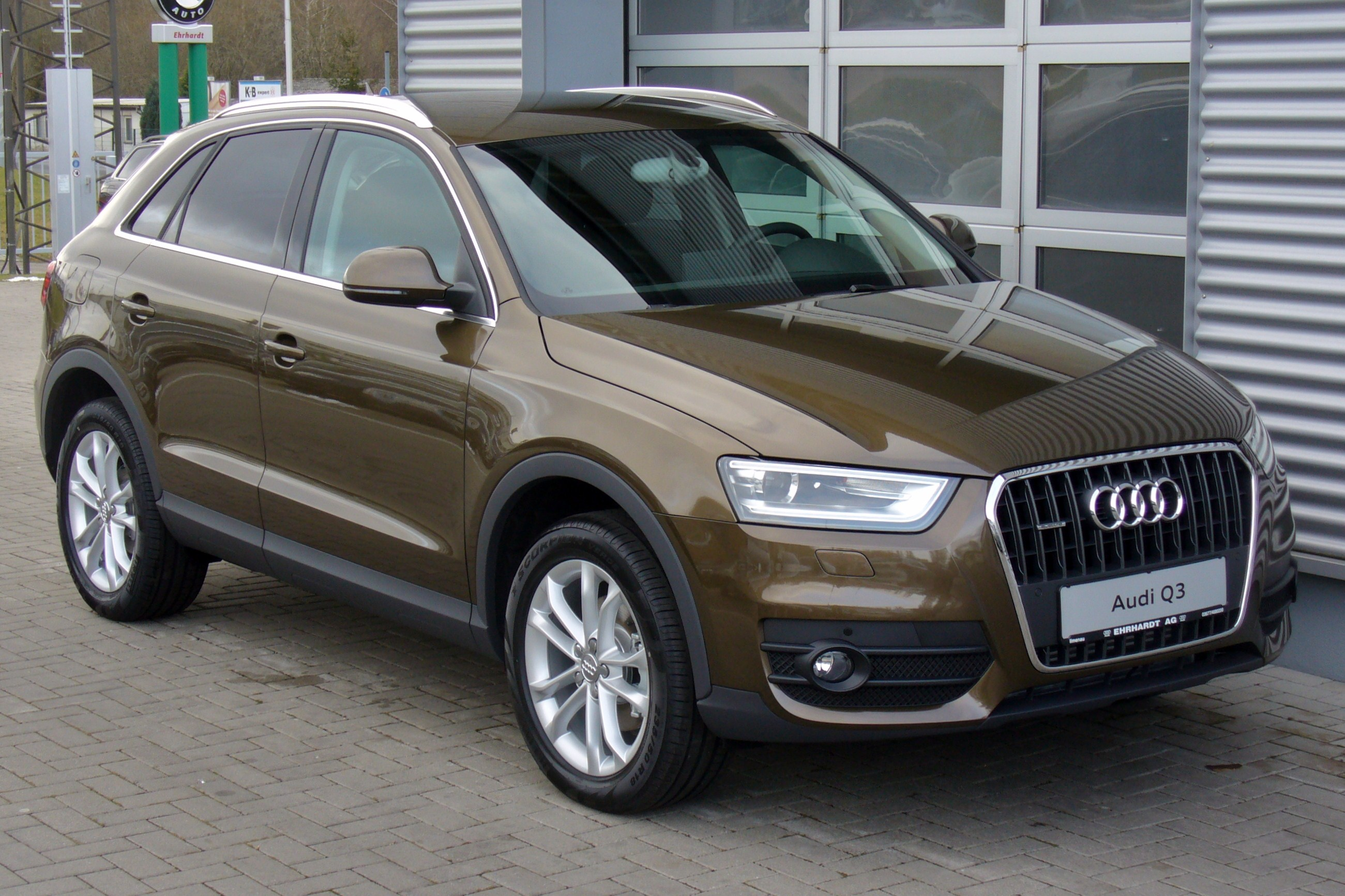 Audi Q3 1 High Quality Audi Q3 Pictures On Motorinfo Org