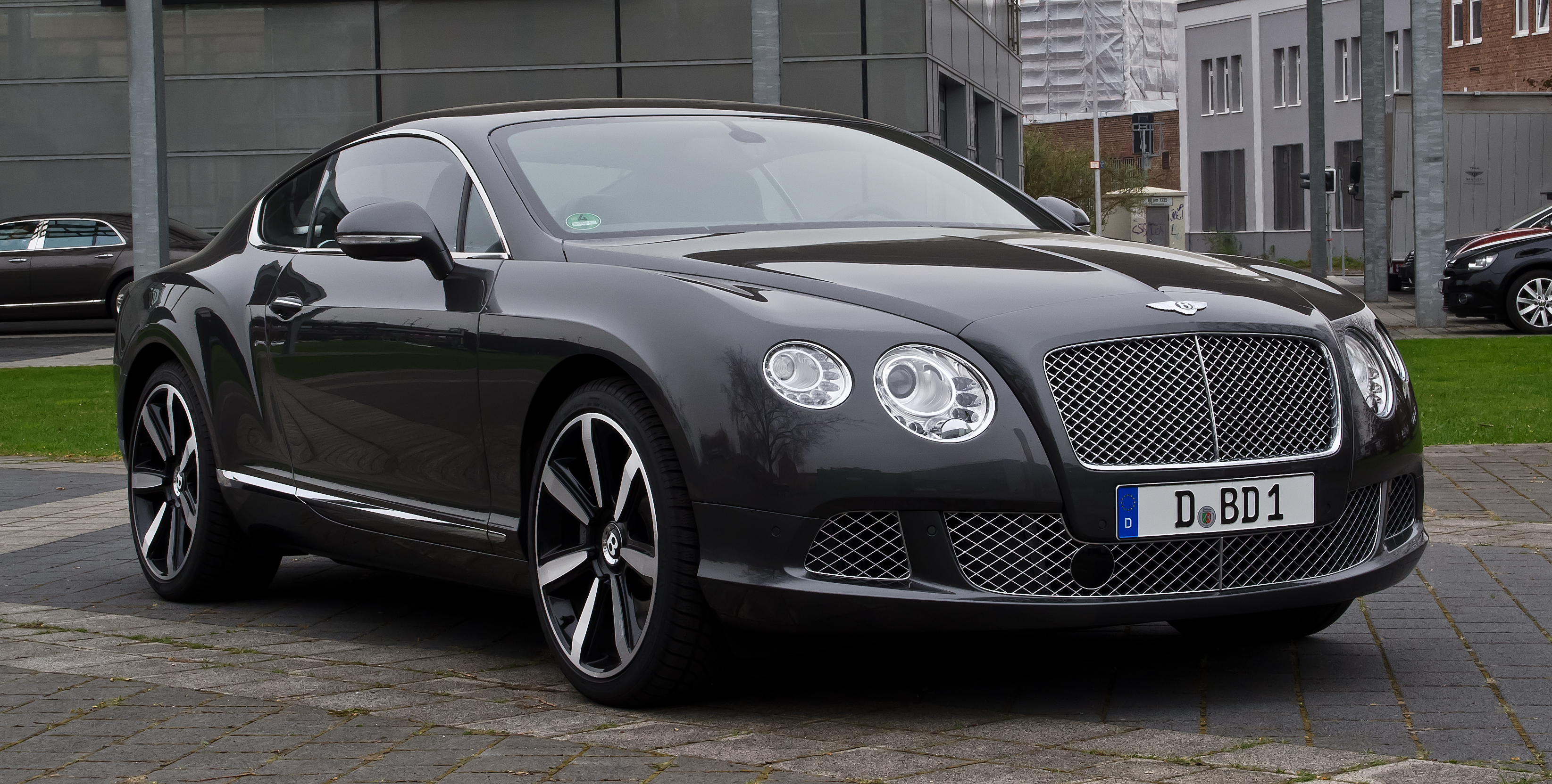 Bentley Continental Gt 3 High Quality Bentley