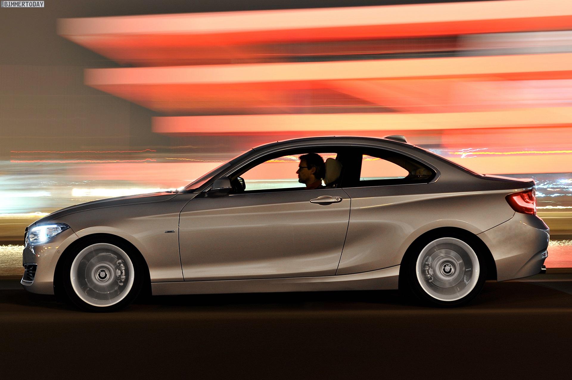 BMW 2er #9 - high quality BMW 2er pictures on MotorInfo.org
