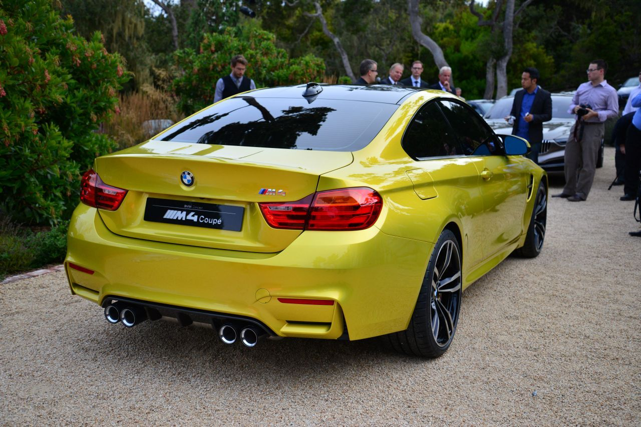 BMW M4 #7 - high quality BMW M4 pictures on MotorInfo.org