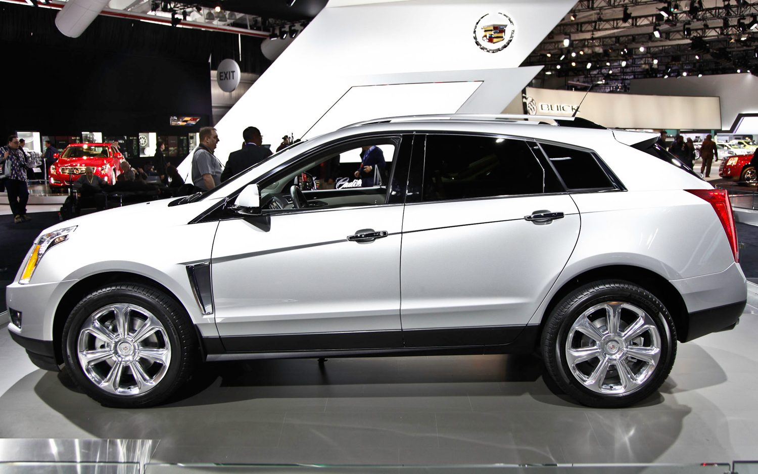Cadillac Srx 4 High Quality Cadillac Srx Pictures On