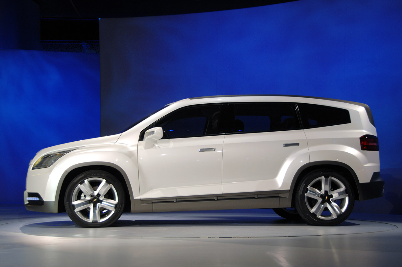 High Quality Chevrolet Orlando