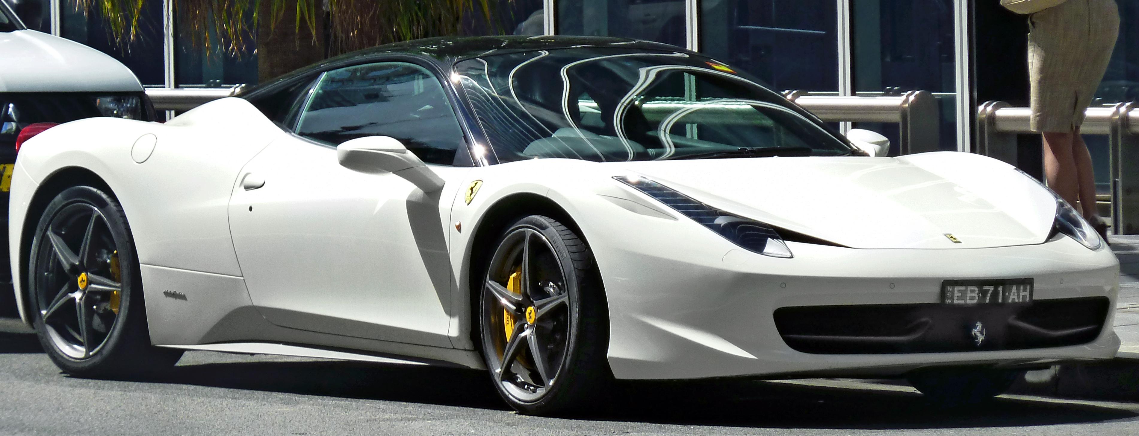 Ferrari 458 Italia 11 High Quality Ferrari 458 Italia
