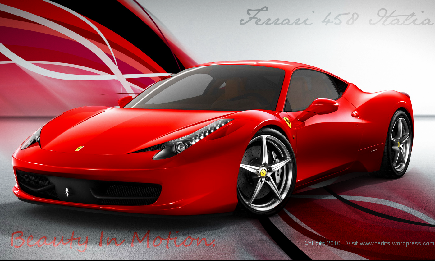 Ferrari 458 Italia Photos 6