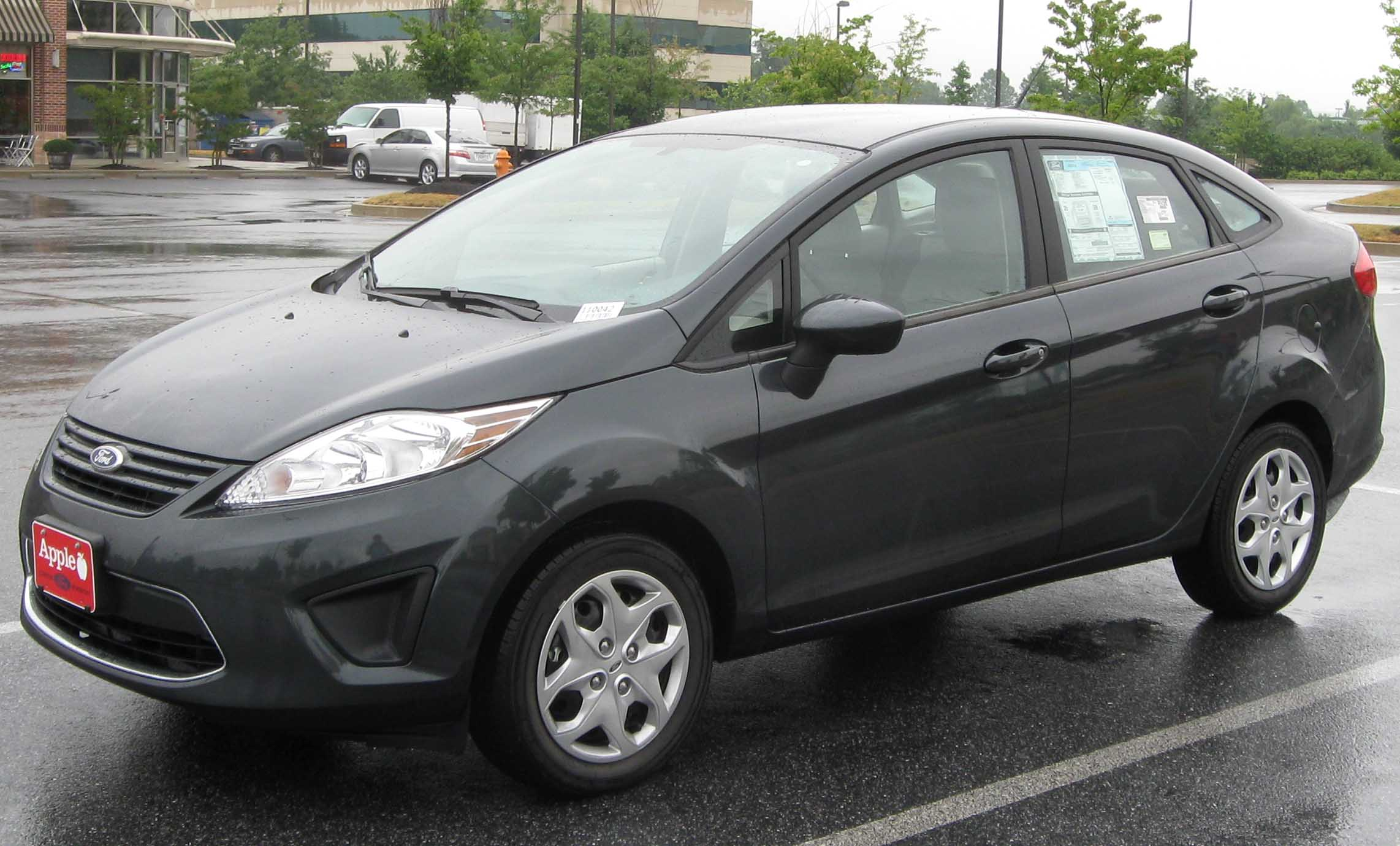 Ford Fiesta 10 High Quality Ford Fiesta Pictures On