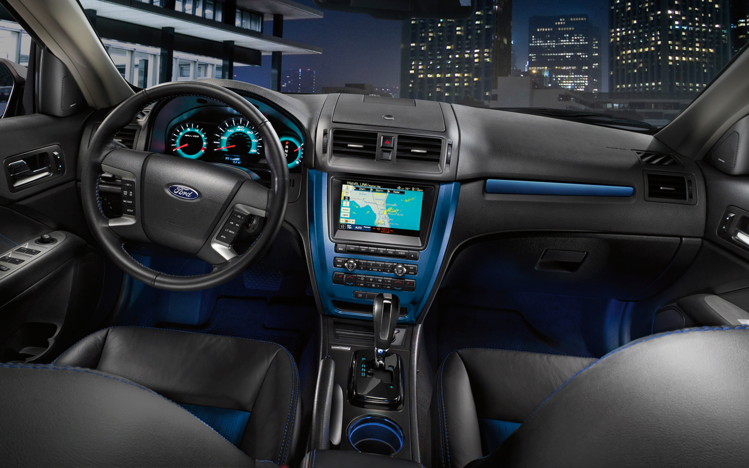 Ford Fusion 15 High Quality Ford Fusion Pictures On