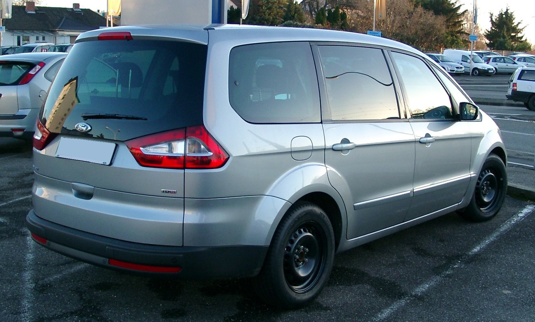 Ford Galaxy #10 - high quality Ford Galaxy pictures on ...