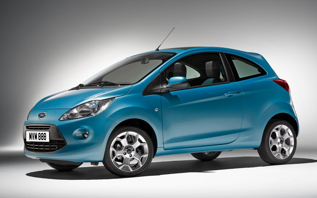 Ford Ka - interesting news with the best Ford Ka pictures on ...