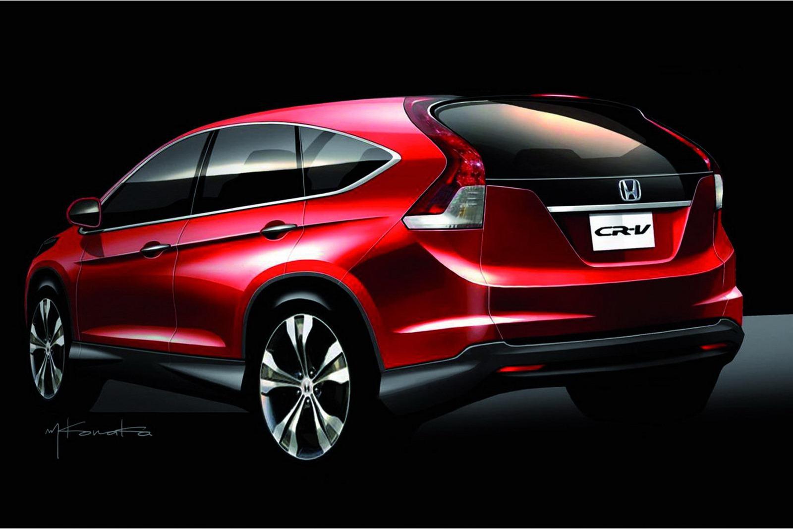 Honda CR-V #8 - high quality Honda CR-V pictures on ...