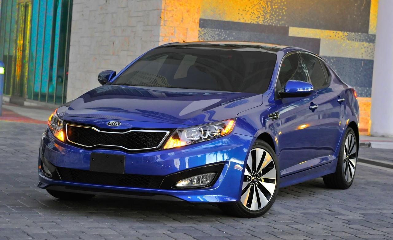 Kia Optima #2 - high quality Kia Optima pictures on MotorInfo.org