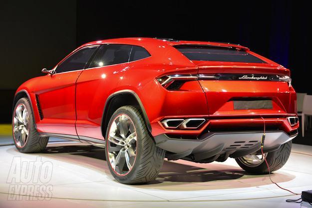 Urus Lamborghini >> Lamborghini Urus #12 - high quality Lamborghini Urus ...