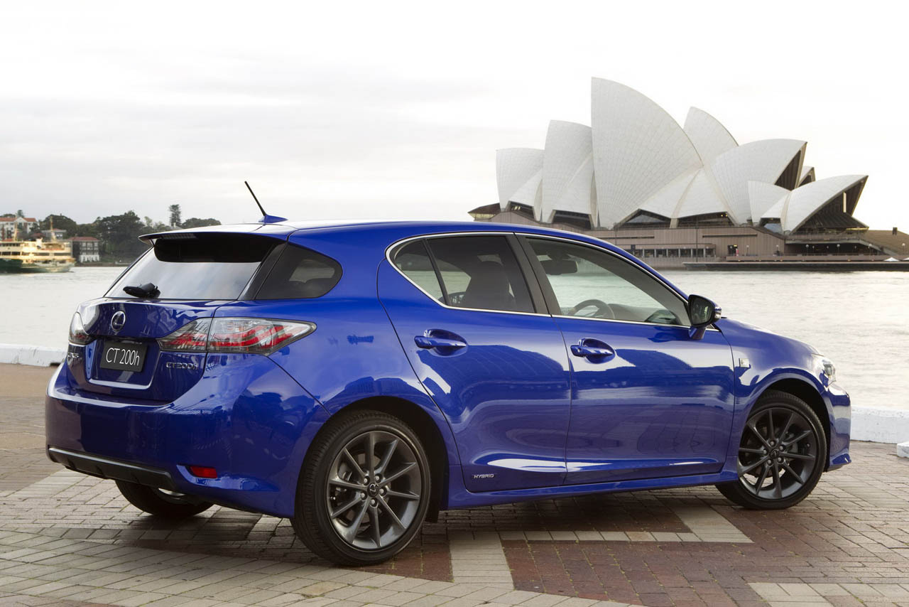Lexus CT 200h #4 - high quality Lexus CT 200h pictures on ...