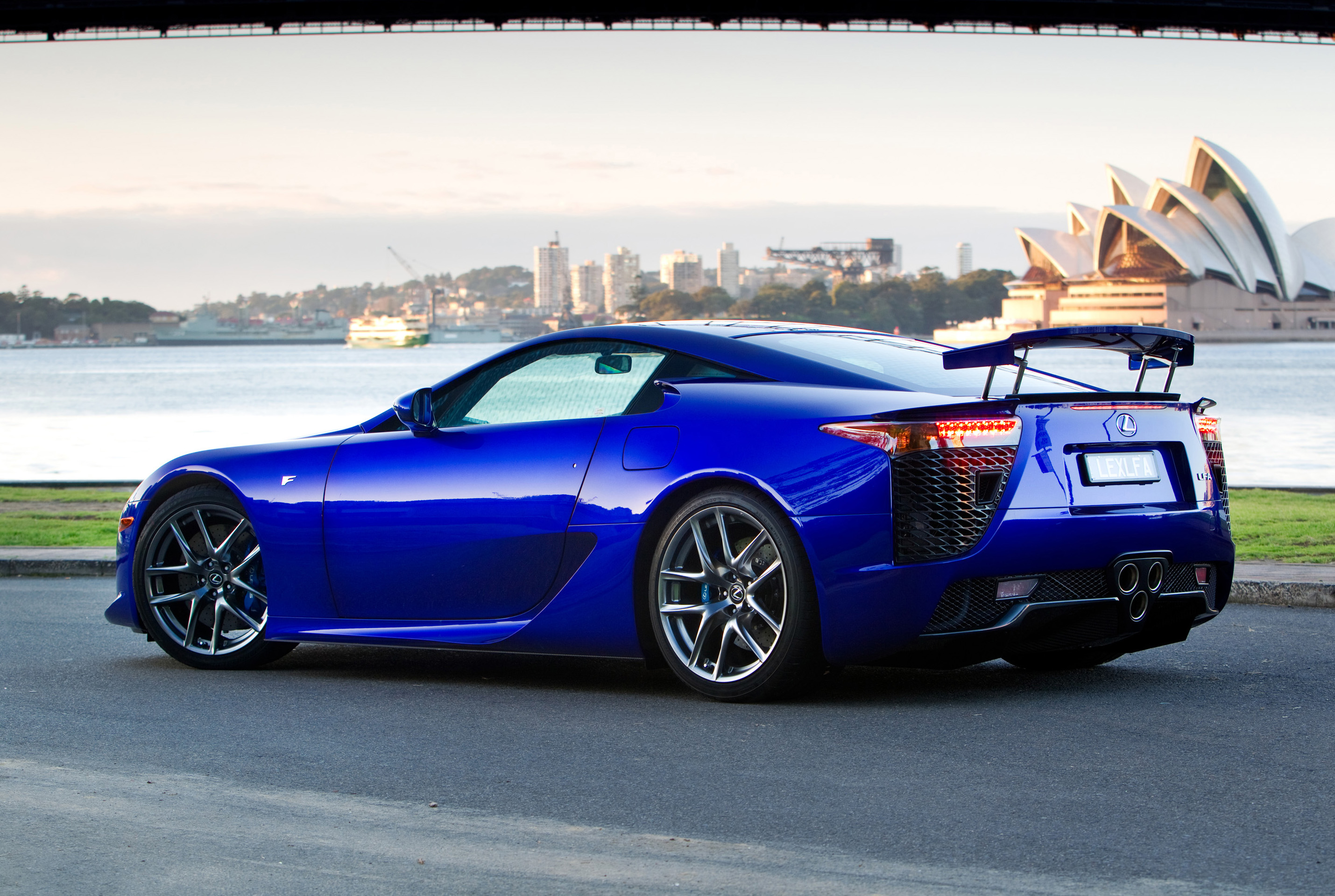 Lexus Lfa Interesting News With The Best Lexus Lfa
