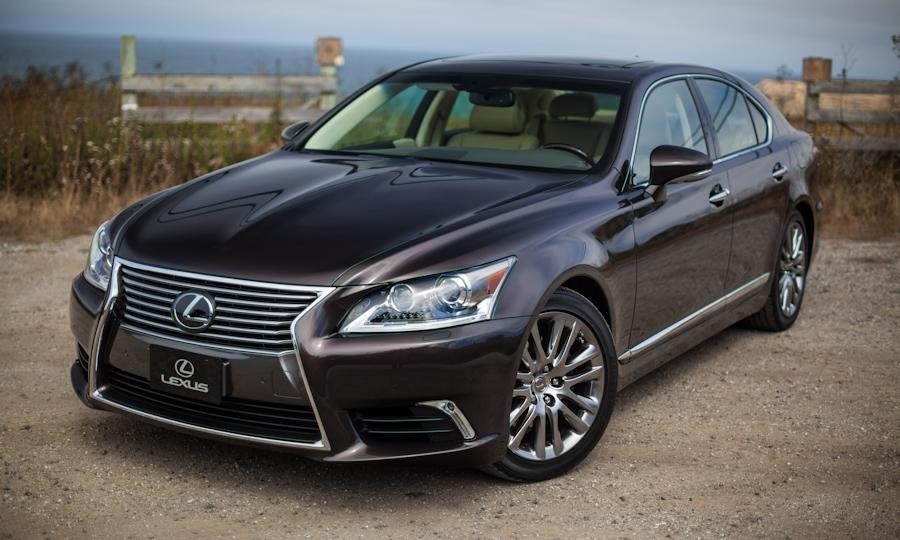 Lexus LS - interesting news with the best Lexus LS pictures on ...