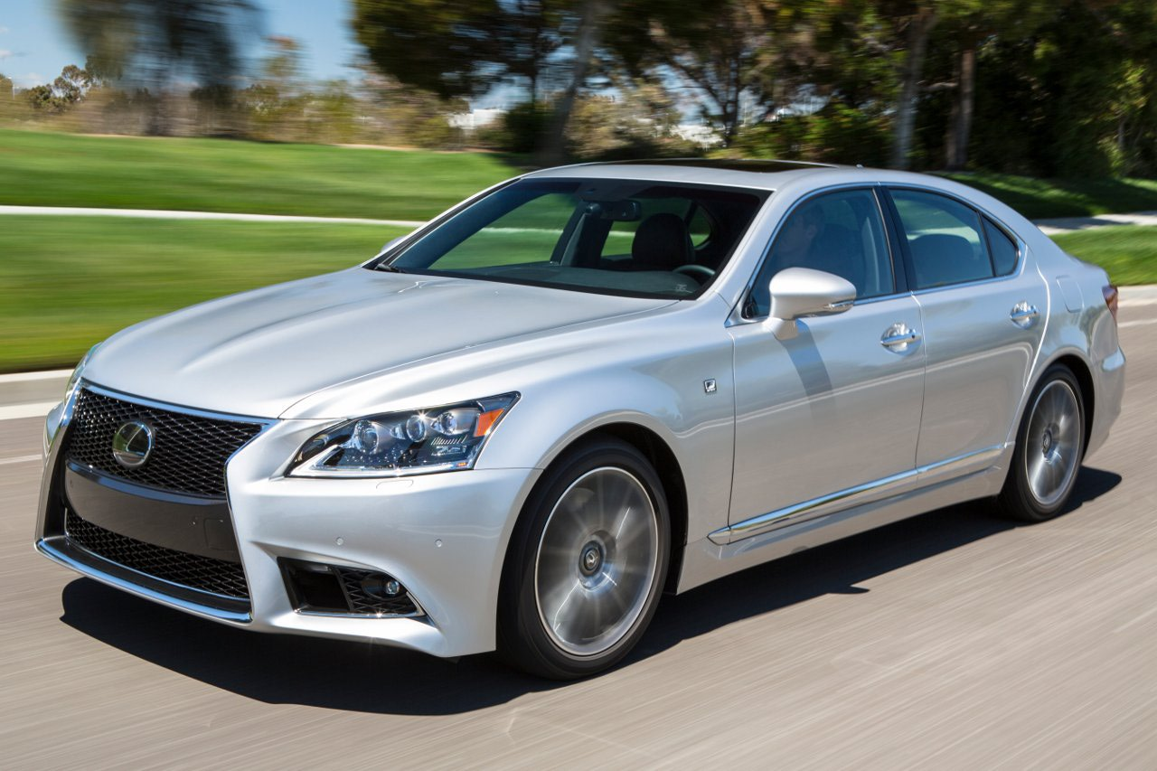 Lexus LS - interesting news with the best Lexus LS pictures on ...ls lolitas
