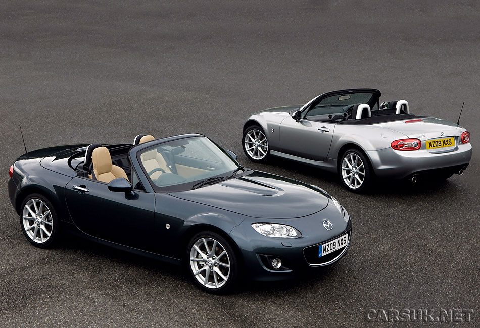 Mazda MX-5 - interesting news with the best Mazda MX-5 pictures on ...