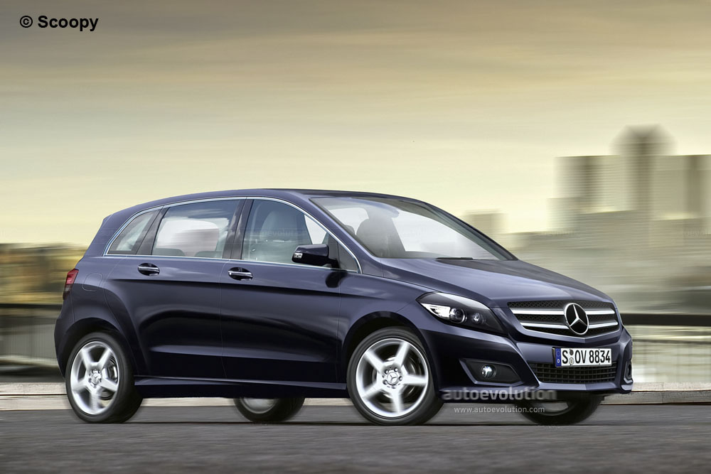Mercedes b klasse interesting news with the best for B series mercedes benz