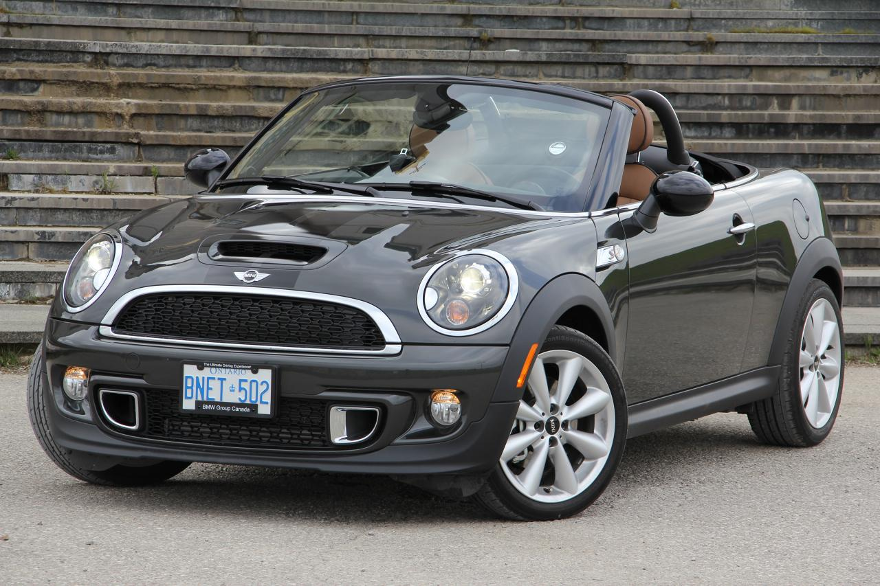Mini Roadster - interesting news with the best Mini Roadster