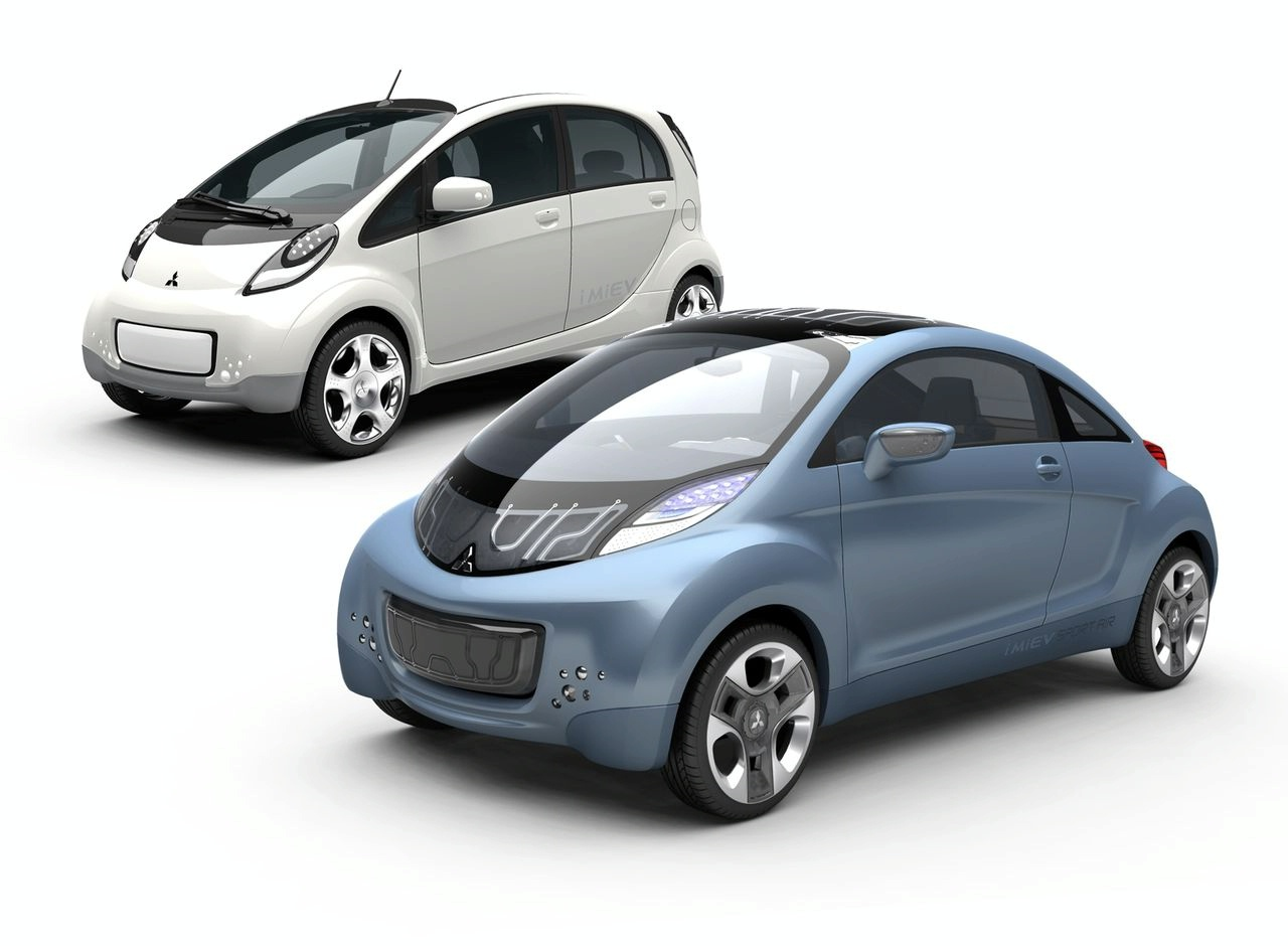 Mitsubishi i-MiEV - interesting news with the best ...