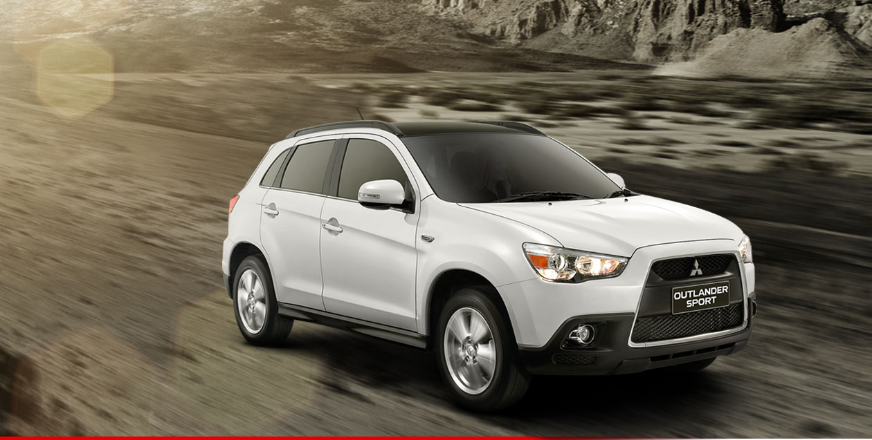 Mitsubishi Outlander - interesting news with the best Mitsubishi Outlander pictures on MotorInfo.org