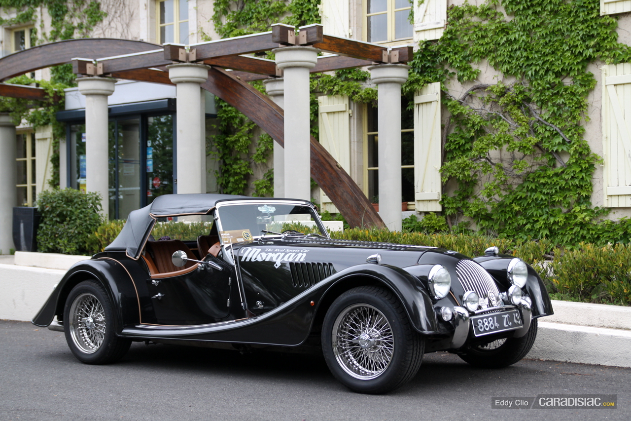 Morgan Roadster V6 Interesting News With The Best Morgan