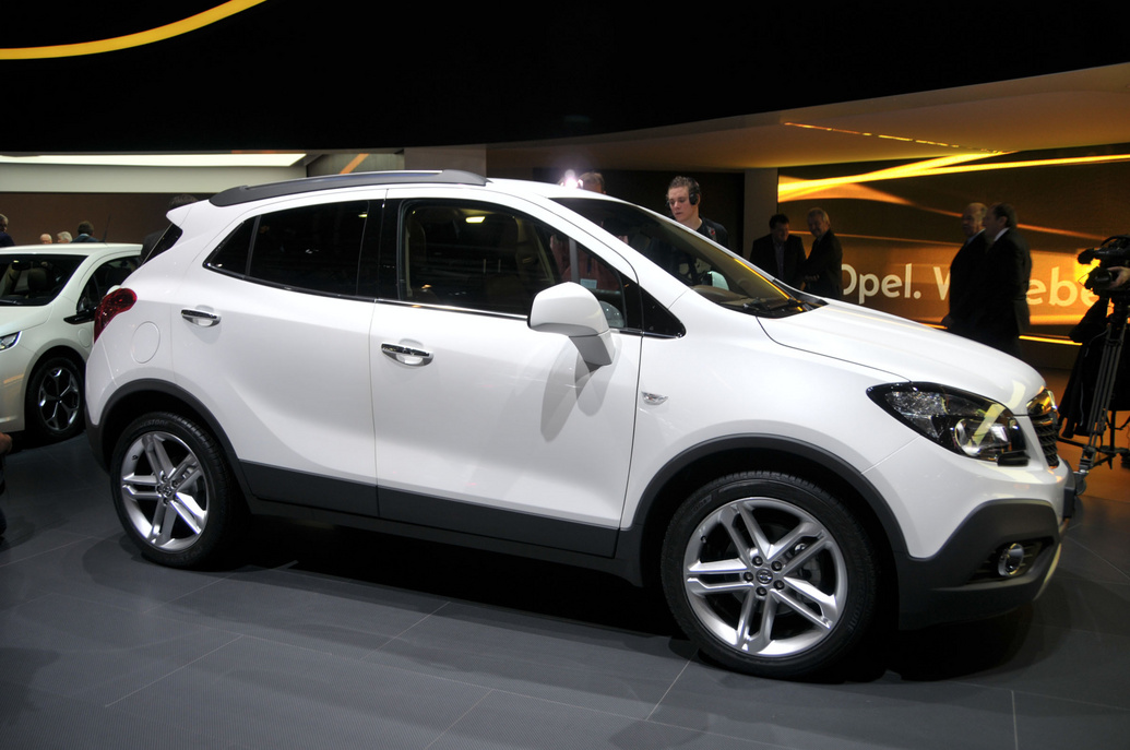 opel mokka 13 high quality opel mokka pictures on. Black Bedroom Furniture Sets. Home Design Ideas