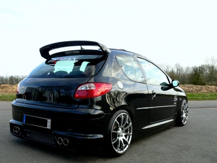 Peugeot 206 13 High Quality Peugeot 206 Pictures On