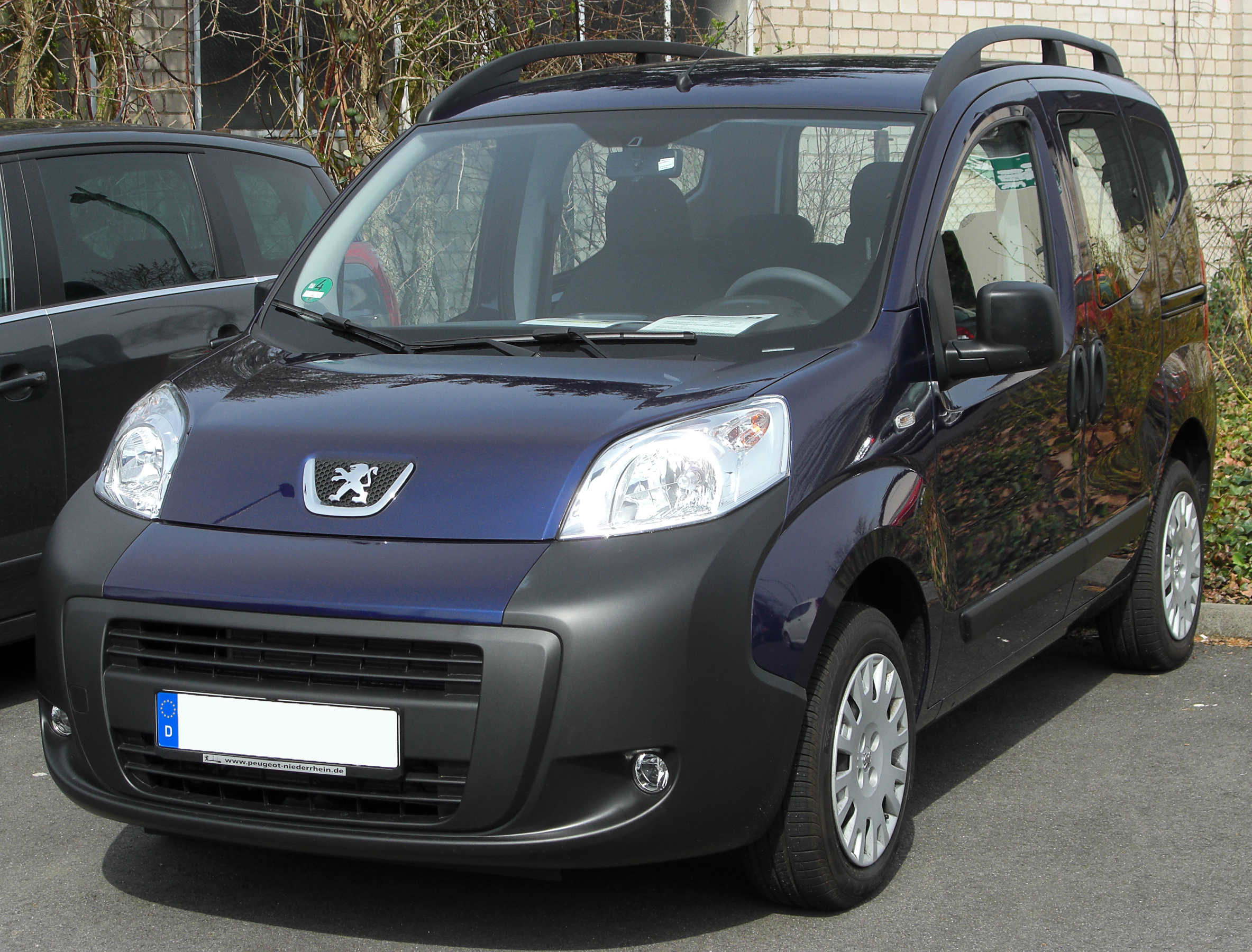 Peugeot Bipper Tepee Interesting News With The Best