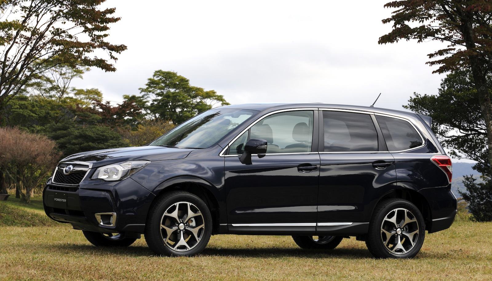 Subaru Forester Quality Subaru Forester 12 High Quality