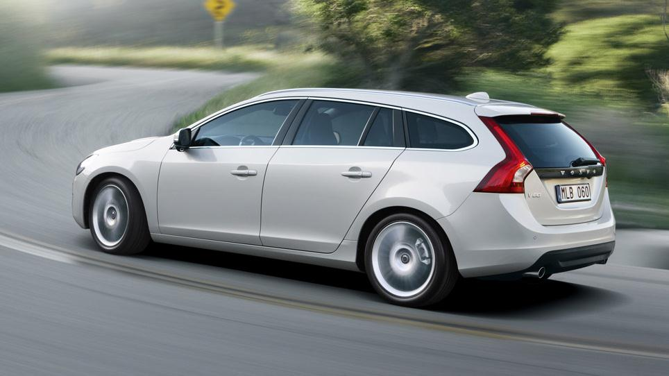 Volvo V60 7 High Quality Volvo V60 Pictures On