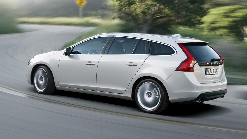 Volvo V60 7 High Quality Volvo V60 Pictures On