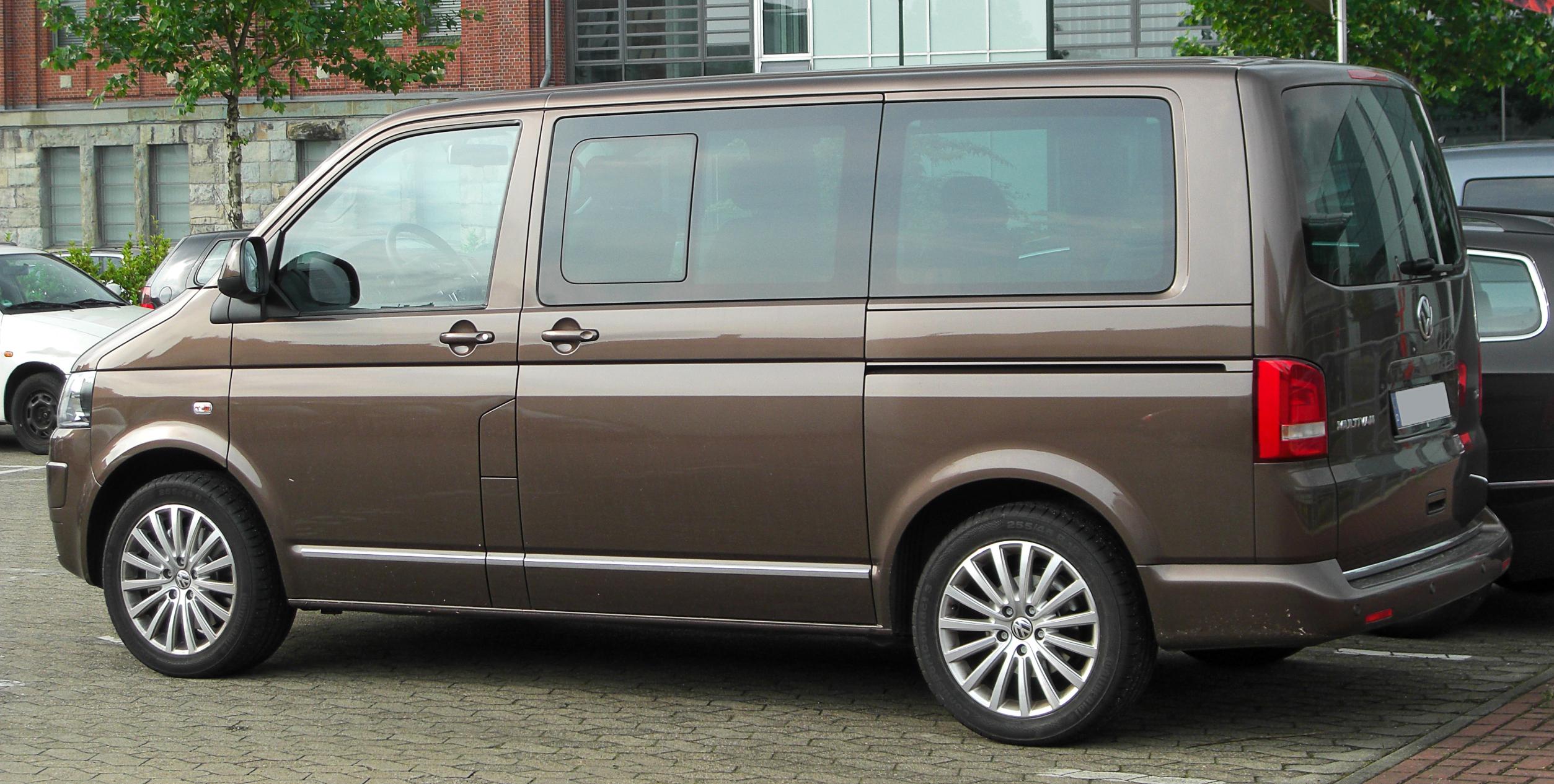 Full Size Van >> VW Multivan #11 - high quality VW Multivan pictures on MotorInfo.org