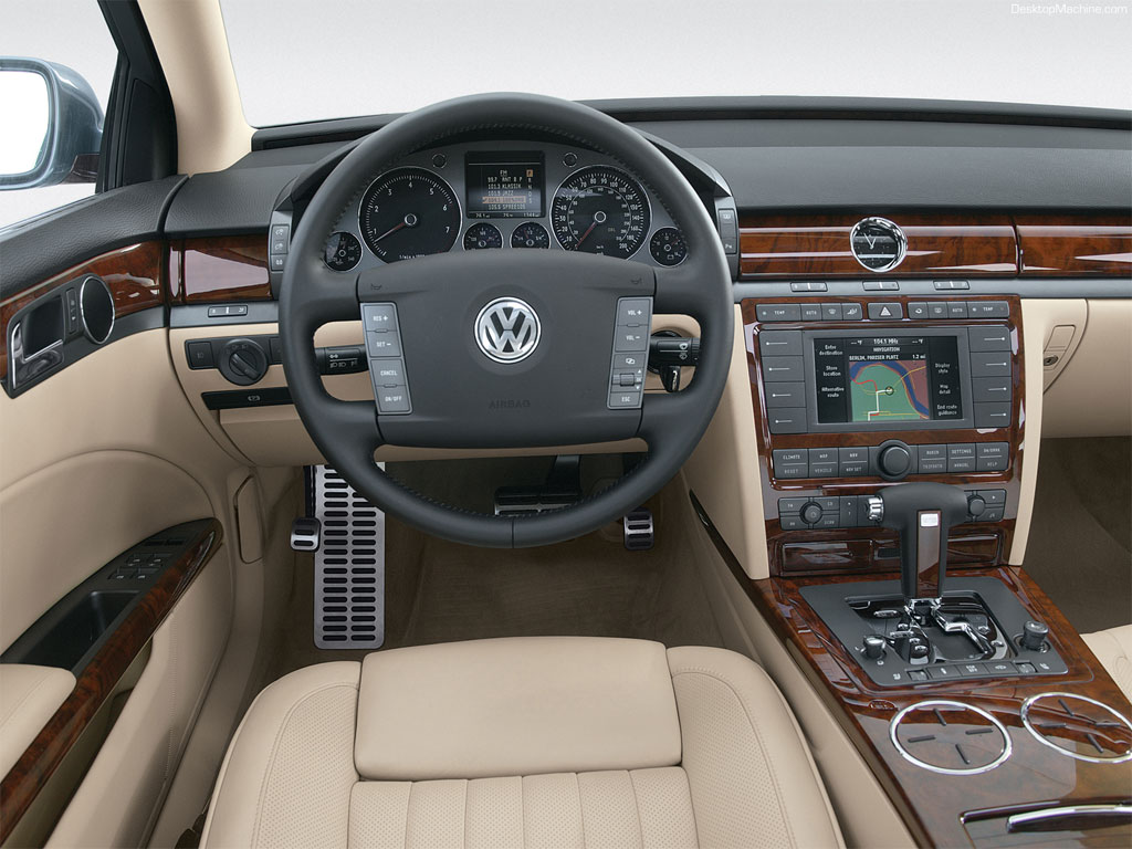 Vw Phaeton 8 High Quality Vw Phaeton Pictures On