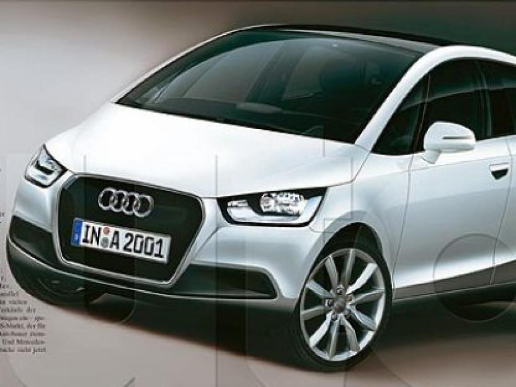 Audi A2 9 High Quality Audi A2 Pictures On Motorinfo Org