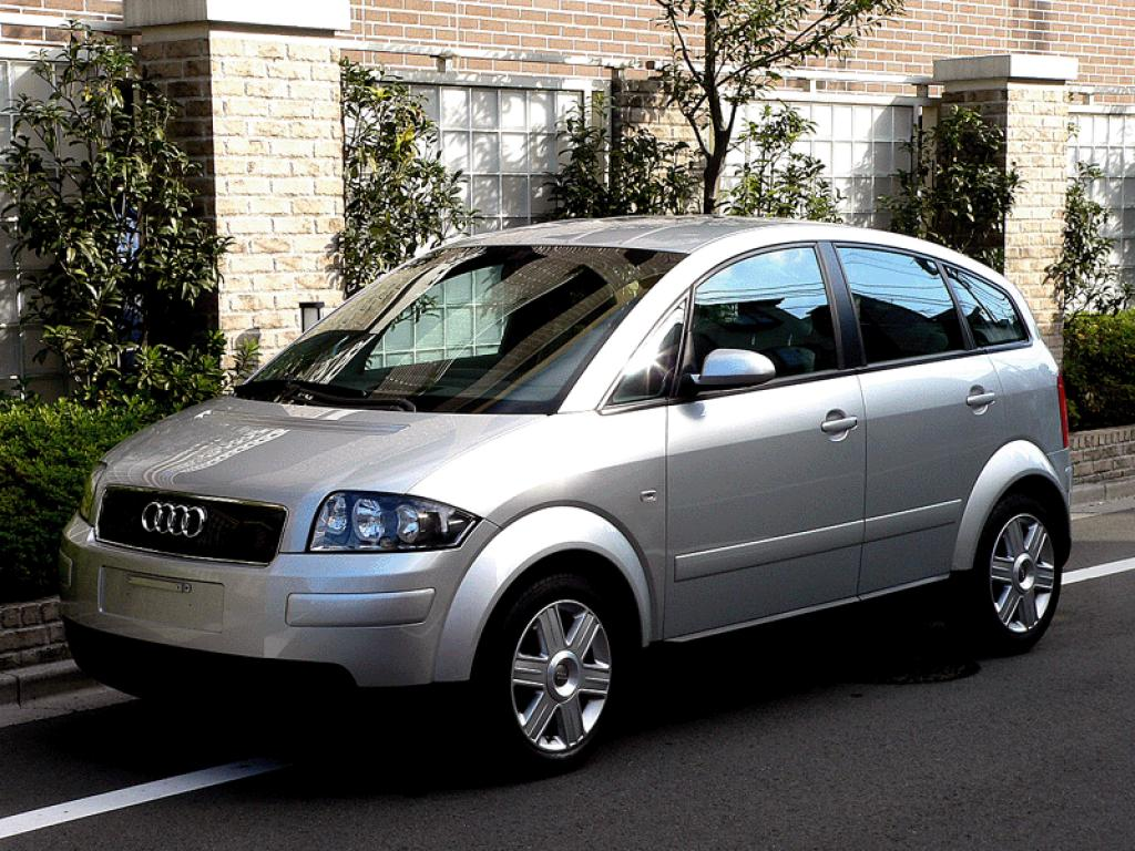 audi a2 12 high quality audi a2 pictures on. Black Bedroom Furniture Sets. Home Design Ideas