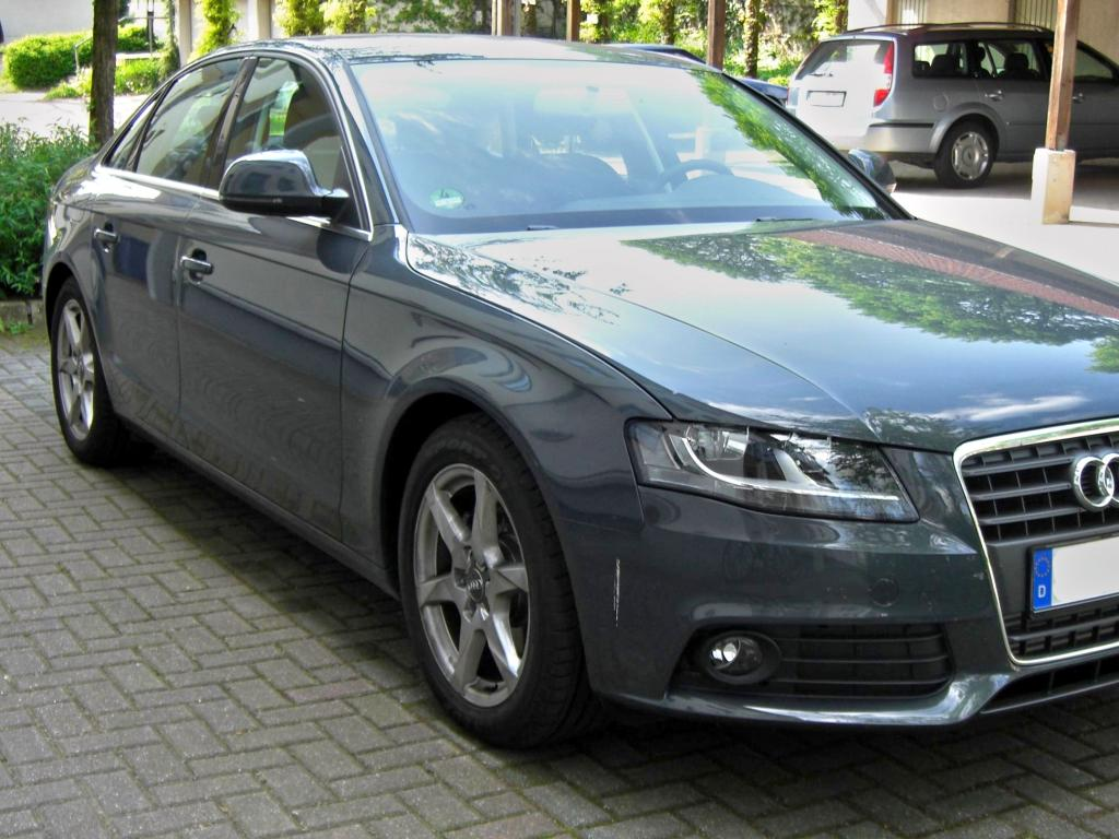 Audi A4 2018 >> Audi A4 #9 - high quality Audi A4 pictures on MotorInfo.org