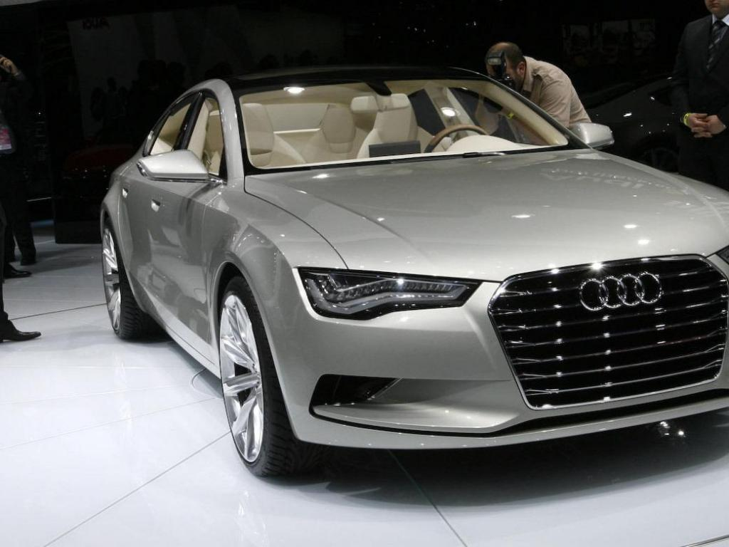 2018 Audi A7 >> Audi A7 #6 - high quality Audi A7 pictures on MotorInfo.org