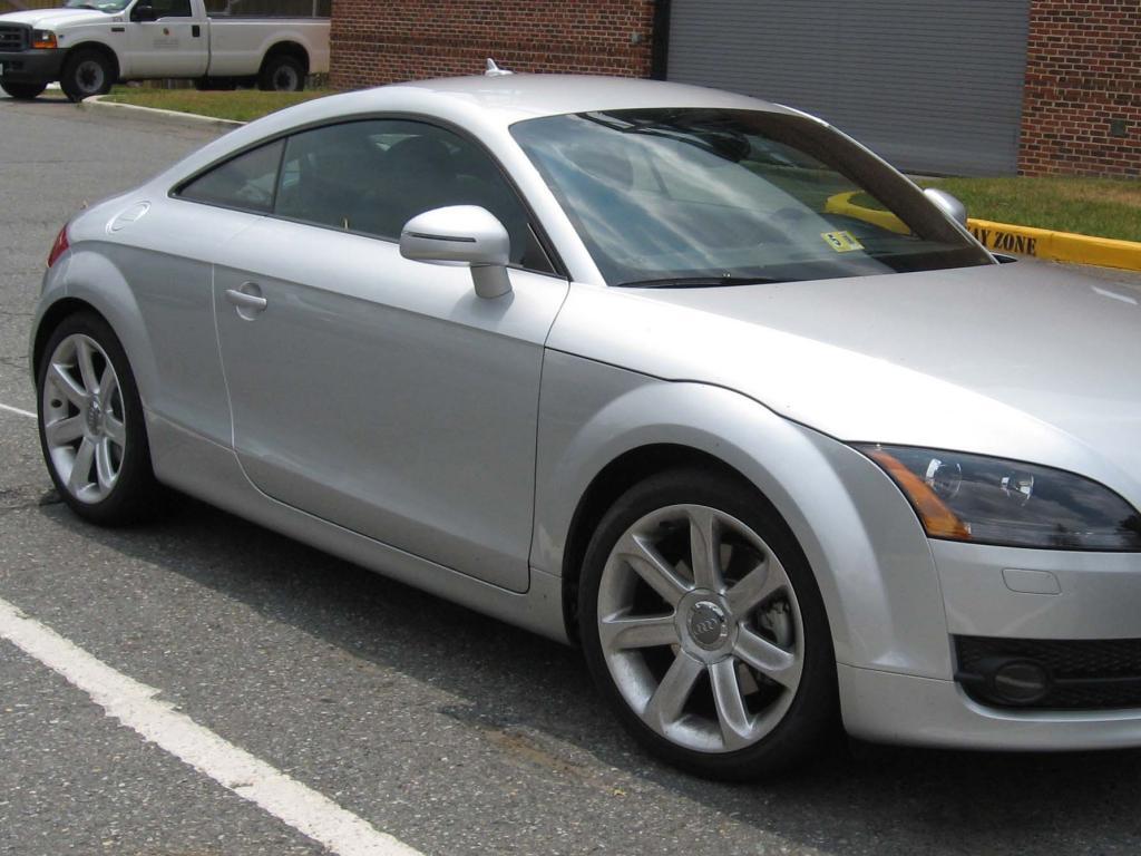 Audi Tt 6 High Quality Audi Tt Pictures On Motorinfo Org