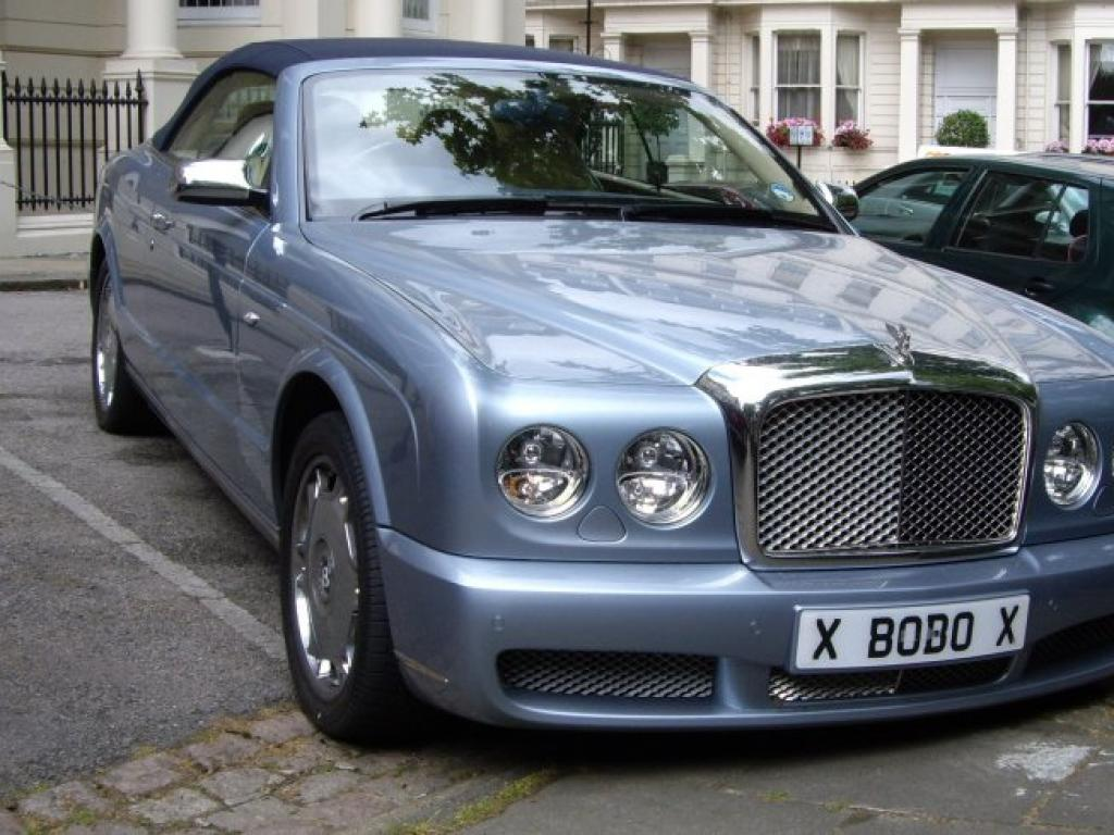 Bentley Azure 3 High Quality Bentley Azure Pictures On