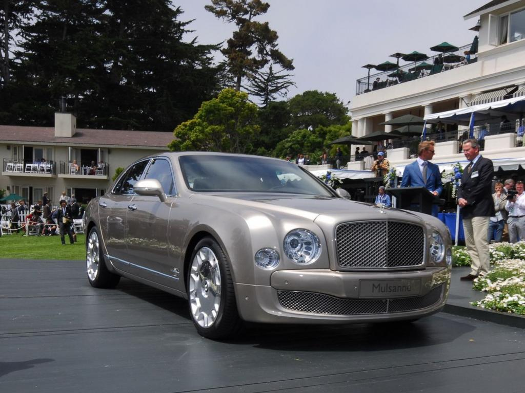 Bentley Mulsanne 2 High Quality Bentley Mulsanne