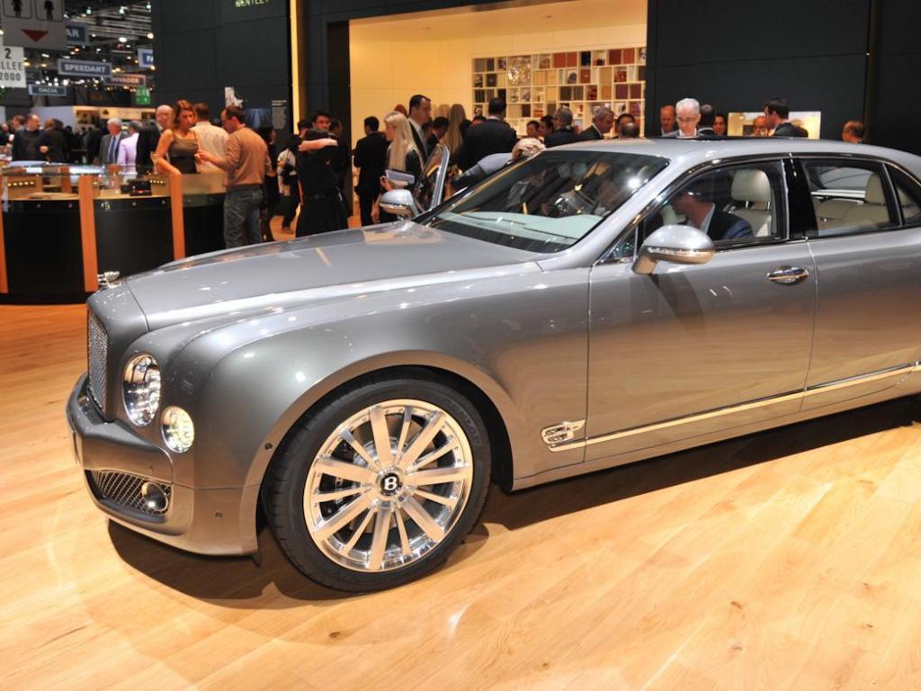 Bentley Mulsanne 6 High Quality Bentley Mulsanne