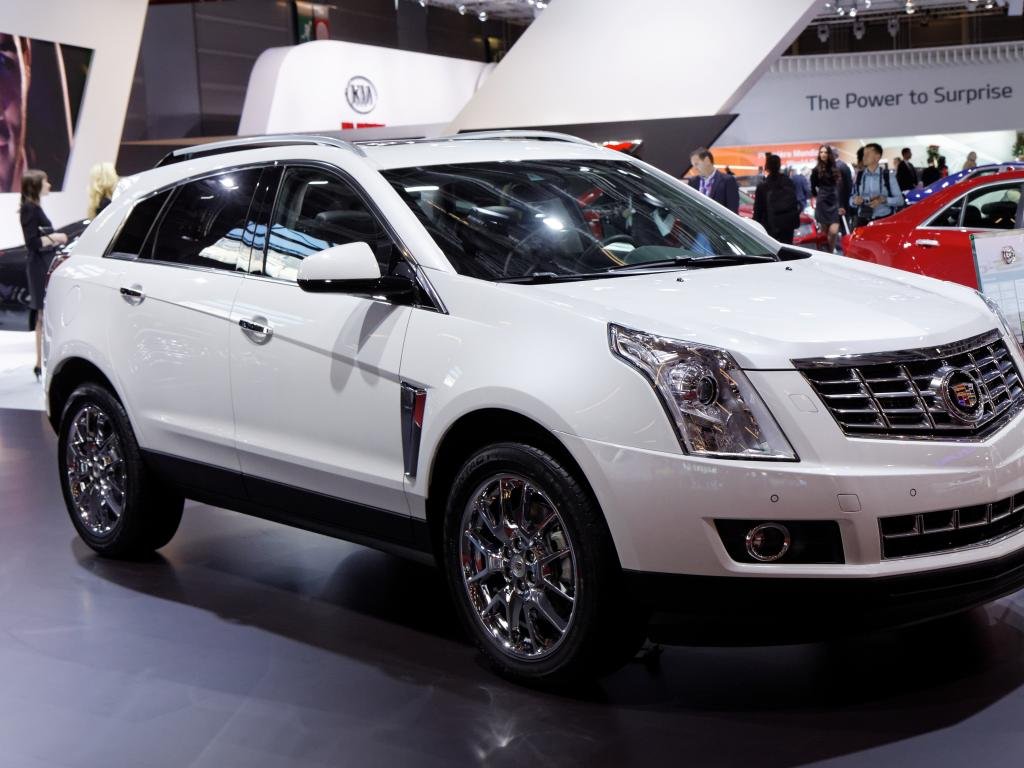 Cadillac Srx 15 High Quality Cadillac Srx Pictures On