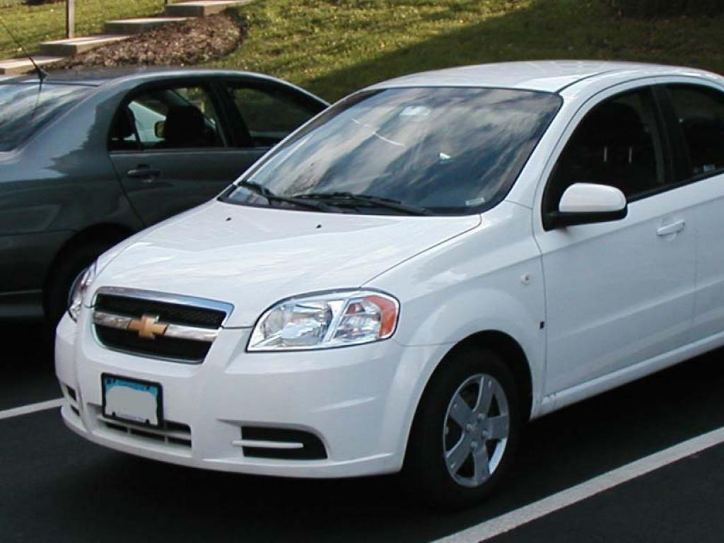 Aveo Chevrolet 2018 >> Chevrolet Aveo #6 - high quality Chevrolet Aveo pictures on MotorInfo.org