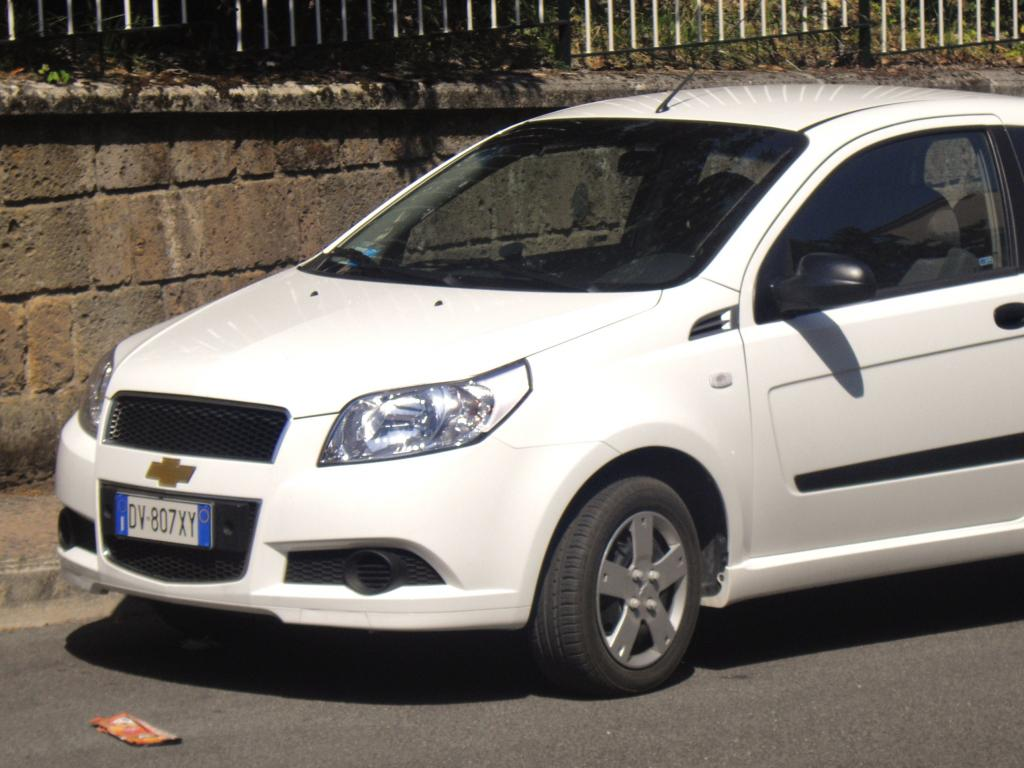 Chevrolet Aveo #15 - high quality Chevrolet Aveo pictures on MotorInfo ...